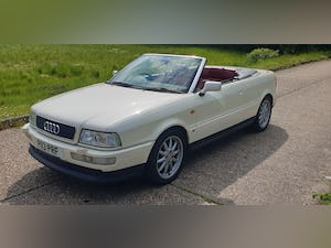 1997 AUDI CABRIOLET 2.8 AUTO For Sale (picture 4 of 12)