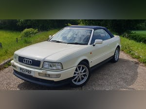 1997 AUDI CABRIOLET 2.8 AUTO For Sale (picture 7 of 12)