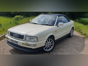 1997 AUDI CABRIOLET 2.8 AUTO For Sale (picture 8 of 12)