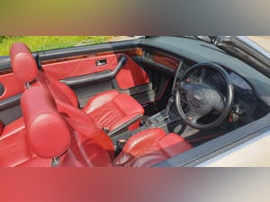 1997 AUDI CABRIOLET 2.8 AUTO For Sale (picture 10 of 12)