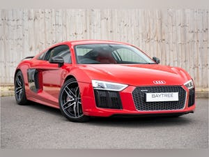 2016 Audi R8 5.2 FSI V10 Plus Coupe For Sale (picture 1 of 15)