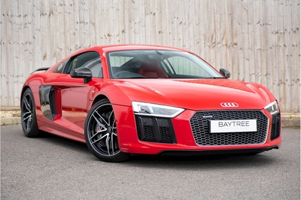 Picture of 2016 Audi R8 5.2 FSI V10 Plus Coupe For Sale