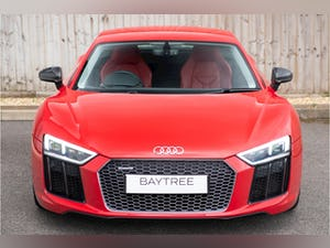 2016 Audi R8 5.2 FSI V10 Plus Coupe For Sale (picture 9 of 15)