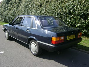 1985 Audi 80 1.8 GL Auto. B2. PAS, CL EW For Sale (picture 8 of 12)