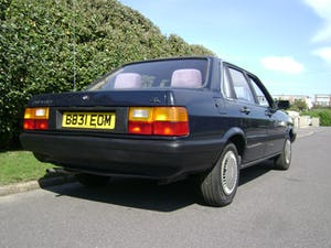 1985 Audi 80 1.8 GL Auto. B2. PAS, CL EW For Sale (picture 10 of 12)