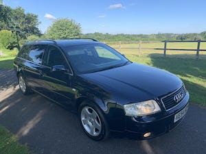 A6 1.9 Tdi Final Edition Avant Auto 3 owners 2004 For Sale (picture 1 of 9)