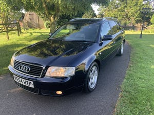 A6 1.9 Tdi Final Edition Avant Auto 3 owners 2004 For Sale (picture 2 of 9)