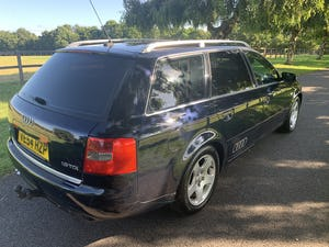 A6 1.9 Tdi Final Edition Avant Auto 3 owners 2004 For Sale (picture 4 of 9)