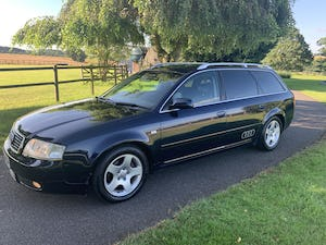 A6 1.9 Tdi Final Edition Avant Auto 3 owners 2004 For Sale (picture 9 of 9)