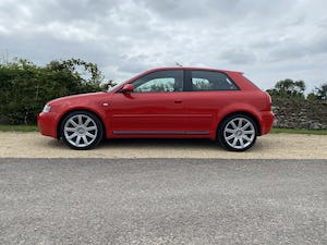 2002 Stunning rare low mileage s3 8l only 2 owners! Unique! For Sale (picture 3 of 12)