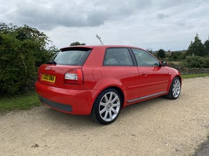 2002 Stunning rare low mileage s3 8l only 2 owners! Unique! For Sale (picture 9 of 12)
