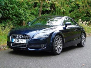 2008 Audi TT 2.0 TFSI 3dr Exclusive Line For Sale (picture 2 of 18)