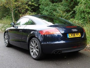 2008 Audi TT 2.0 TFSI 3dr Exclusive Line For Sale (picture 5 of 18)
