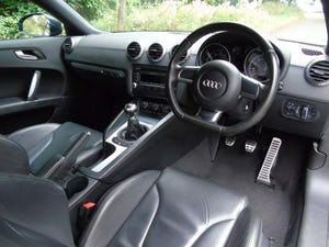 2008 Audi TT 2.0 TFSI 3dr Exclusive Line For Sale (picture 9 of 18)