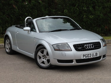 Picture of 2003 Audi TT 225bhp quattro Roadster FSH/Cambelt Just done For Sale