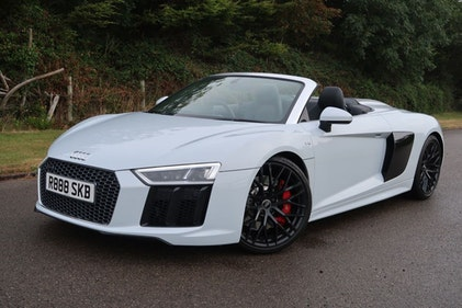 Picture of 2016 Audi R8 5.2 FSI V10 Spyder S Tronic £12,000 extras For Sale