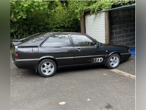 1985 Gt coupe 2.2 metallic graphite black For Sale (picture 1 of 10)