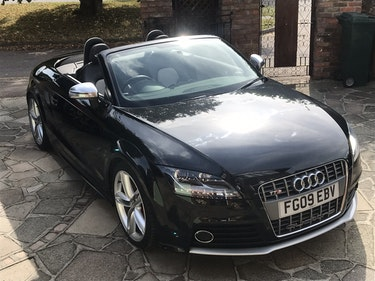 Picture of 2009 1 former owner, 44950 mile, manual, TTS Quattro convertible For Sale