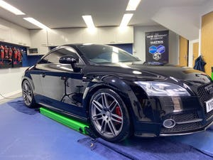 2010 Audi TT 2.0 S-Line Special Edition TFSI For Sale (picture 1 of 12)