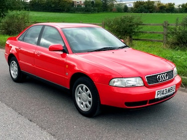 Picture of 1997 AUDI A4 1.6 SE // ONLY 26000 MILES // 20 SERVICE STAMPS For Sale