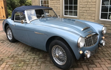 Picture of 1959 Austin Healey 3000 Mk1 Ground Up Restoration For Sale