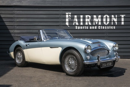 Picture of 1964 An Exceptional Austin Healey 3000 MKIII BJ8 Phase II For Sale