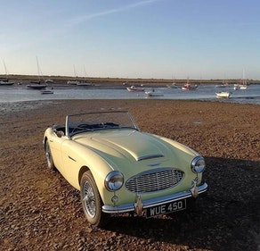 Picture of 1957 Austin Healey 100-6 RH Drive For Sale