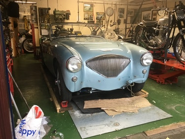 Picture of 1954 Austin Healey Bn1 For Sale