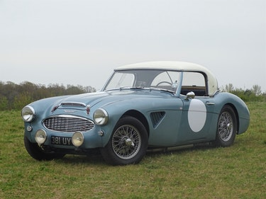 Picture of 1958 Austin-Healey 100/6 For Sale by Auction