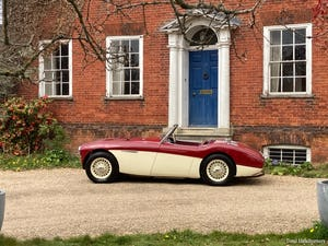 1953 Austin Healey 100 M For Sale (picture 4 of 34)