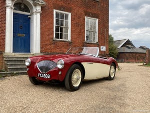 1953 Austin Healey 100 M For Sale (picture 10 of 34)
