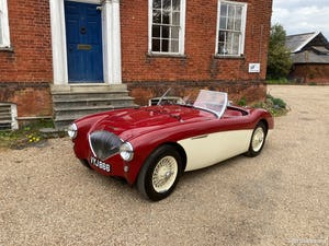 1953 Austin Healey 100 M For Sale (picture 22 of 34)