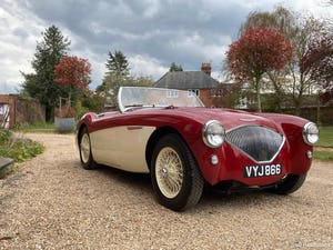 1953 Austin Healey 100 M For Sale (picture 25 of 34)