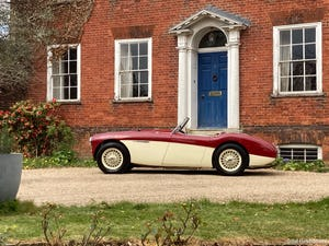 1953 Austin Healey 100 M For Sale (picture 28 of 34)