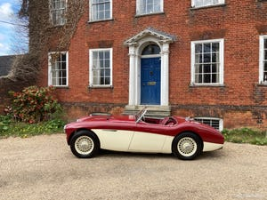 1953 Austin Healey 100 M For Sale (picture 30 of 34)