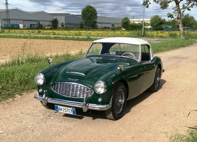 Picture of 1957 AUSTIN HEALEY 100/6 BN4 For Sale