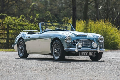 Picture of 1960 Austin-Healey 3000 BT7 For Sale by Auction
