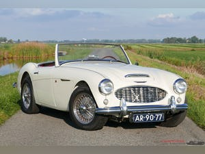 1959 Austin Healey 100-6 Two-seater  with Matching numbers For Sale (picture 1 of 12)