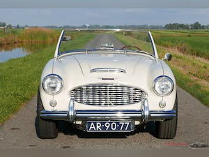 1959 Austin Healey 100-6 Two-seater  with Matching numbers For Sale (picture 4 of 12)