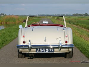 1959 Austin Healey 100-6 Two-seater  with Matching numbers For Sale (picture 5 of 12)