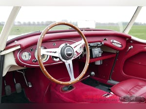1959 Austin Healey 100-6 Two-seater  with Matching numbers For Sale (picture 11 of 12)