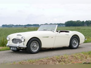 1959 Austin Healey 100-6 Two-seater  with Matching numbers For Sale (picture 12 of 12)