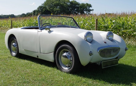 Picture of 1959 Austin-Healey Mk 1 'Frogeye' Sprite For Sale by Auction