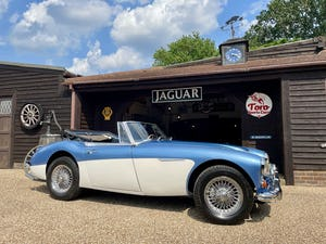 1964 AUSTIN HEALEY 3000 MK3 BJ8 L.H.D For Sale (picture 1 of 8)