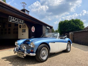 1964 AUSTIN HEALEY 3000 MK3 BJ8 L.H.D For Sale (picture 2 of 8)