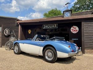 1964 AUSTIN HEALEY 3000 MK3 BJ8 L.H.D For Sale (picture 3 of 8)