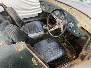Very Early 1958 Austin Healey Frogeye Sprite For Sale (picture 5 of 12)