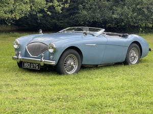 1954 Austin Healey 100 BN1 For Sale (picture 1 of 9)
