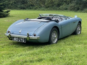 1954 Austin Healey 100 BN1 For Sale (picture 2 of 9)