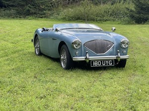 1954 Austin Healey 100 BN1 For Sale (picture 3 of 9)